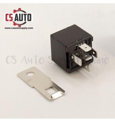 Bosch 'A' Relay 24V 5 Pin 20A Original Universal 100% Genuine Bosch for engine off, power window modification