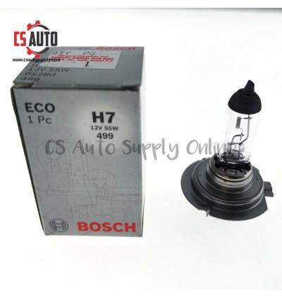 Bosch H7 12V 55W bulb 2pin Genuine for Proton Savvy, Saga FLX