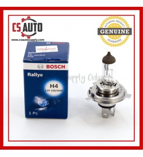 Bosch H4 12V 100/90W 60/55W Halogen Bulb 3pin for Car Head Lamp 100% original