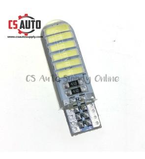 1pc x LED T10 4090 W5W 12SMD Bright White Light Bulb 6000K