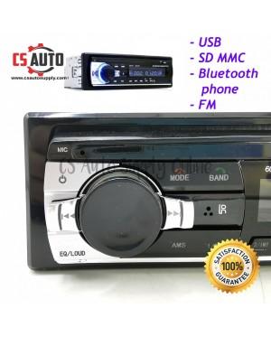 12V 24V bluetooth Car Truck Lori Audio In MP3 FM Radio Player Aux Input USB SD card