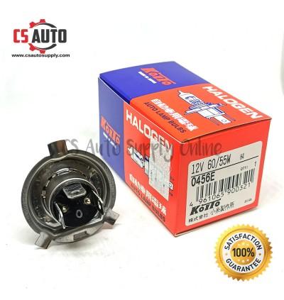 Koito JAPAN H4 12V 60/55W Halogen Bulb 3pin for Car Head Lamp 100% original