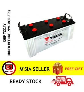 Yuasa N150 Heavy Duty Battery Wet for Lorry Truck Nissan Hino Volvo Scania Fuso Howo Actros