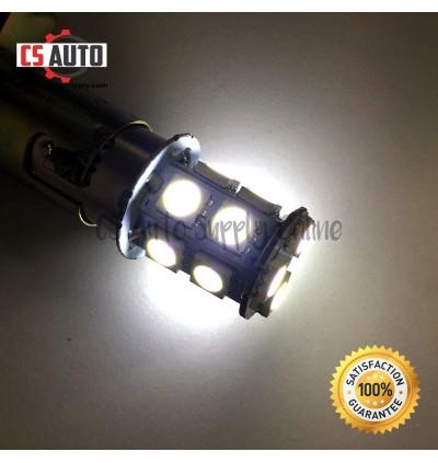 1pc x Led 1016 24V 13smd 1157 Bulb White Red
