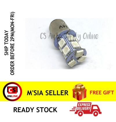 1pc x Led 1016 24V 1157 Bulb White