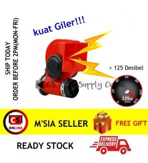 12v Loud Air Blast Horn Car Truck RV Train Boat Loud Camper