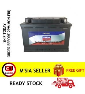 TACHI Din75 DIN75L Premium Battery (MF)