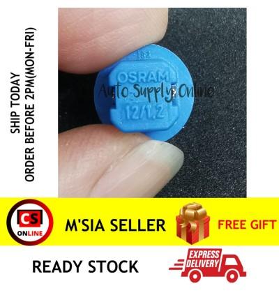 Osram 12V Meter Bulb Bx8.5d 1.2W for Switch Interior Light Instrument Lighting Lamp