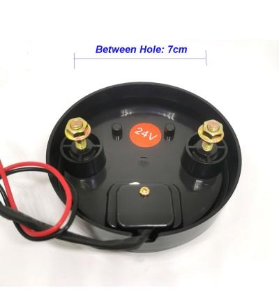 24V Lorry Flash LED Rear 12V Tail Lamp Brake Light Trailer Waterproof Warning Flashing Beacon
