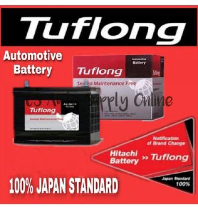 Tuflong Din62L 56219 LN2 Din55 L Genuine Car Battery Ipoh Hitachi Japan