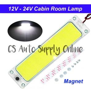 Led COB 12V 24V Room Lamp Cabin Back Lamp Boot Light Car Truck Long Waterproof Super Bright