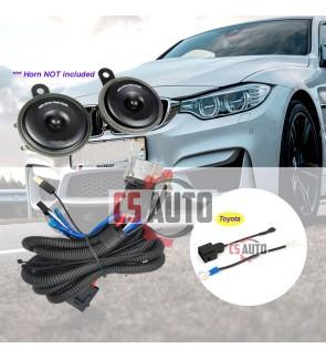 CS 12V Horn Wire Harness Relay Kit Wiring Hon Relay Wayar aksesori kereta Honda Toyota