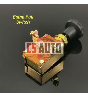 CS EPINA Pull Switch Head Lamp Light On Off Switch Suis Lampu besar Lori Treler Modify Kereta (1pc)